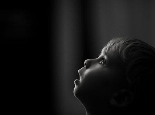 kind verwondering verbaasd inzicht